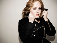 Adele Teams Up With 'James Bond' For 'Skyfall'