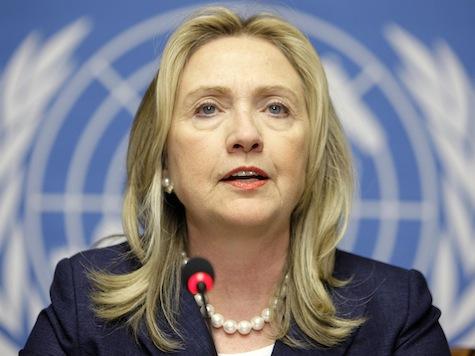 Clinton: Negotiating With Al-Qaeda-Backed Taliban Still An Option In Afghanistan