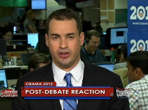 Campaign Nat'l Press Sec: Obama Didn't View Debates As 'Steel Cage Match'