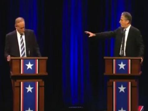 Jon Stewart Attacks 'Mayor Of Bullsh*t Mountain' Bill O'Reilly