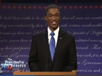 SNL Mocks Obama: Distracted By Inner Monologue And Altitude At Debate