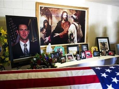 Tearful Family Honors Slain Border Patrol Agent