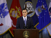 WATCH: Romney's Full Foreign Policy Speech