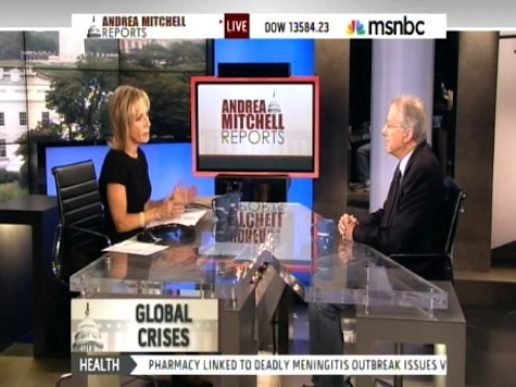 MSNBC: Was Ambassador Stevens Responsible For His Own Death?