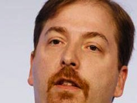 NBC's Chuck Todd: Conspiracy Theorists 'Corroding Trust In Our Government'