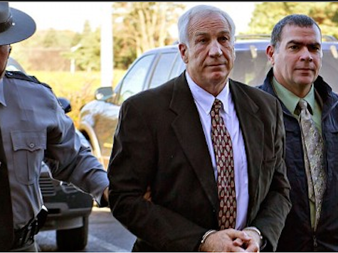 Prosecutor: Sandusky's Delusional, Sentenced To 30 Years Minimum