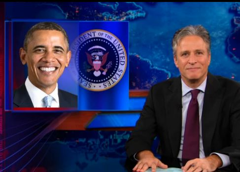 Jon Stewart Ridicules Obama Campaign: 'Let It Go' With The Big Bird Stuff Already!