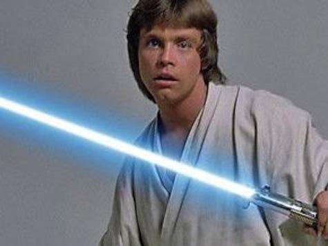 Puffy Disheveled Luke Skywalker Rants About Romney 'Lies'