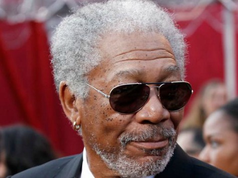 Morgan Freeman Narrates Obama Campaign Ad