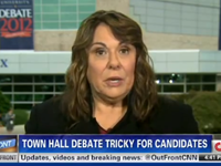 Moderator Candy Crowley Talks Debate Strategy