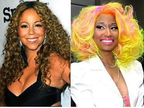 Obama Weighs In On Mariah-Minaj Dispute