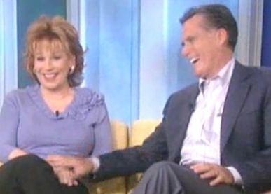 Howard Kurtz: How Can Romney Face Putin If He's Afraid Of Whoopi?
