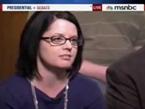MSNBC Undecided Voter Panel Leans Romney