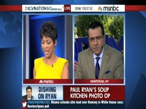 Martin Bashir Biblically Attacks Ryan: His Vicious Budget Will Have All America In Soup Kitchens