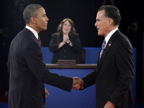 Full Video: Romney/Obama-Crowley Town Hall Debate