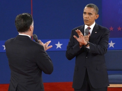 Debate Throw-down! Toe to Toe, Nose to Nose