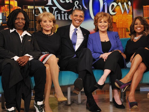 Flashback: Obama Wouldn't Call Libya Attack 'Terrorism' On The View