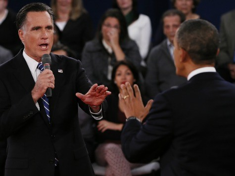 Romney: 'Mr. President, Have You Looked At Your Pension?'