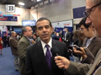 LA Mayor Says Obama Showed Vision For Next Four Years By Looking Presidential