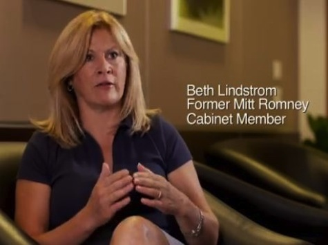 New Romney ad features former women colleagues praising Romney's sensitivity toward women