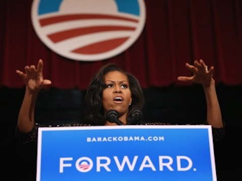 Michelle Obama's Desperate Plea For Votes