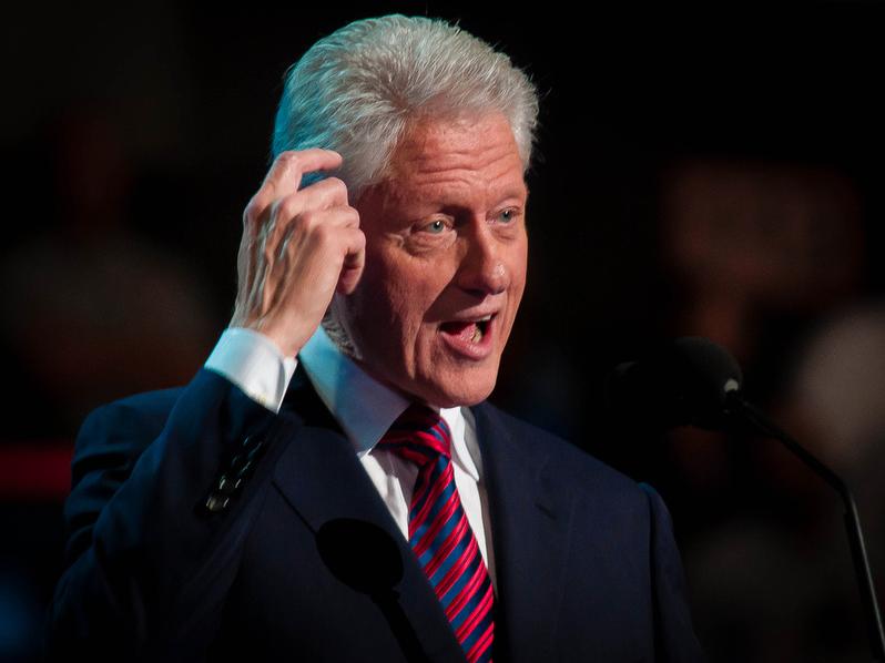 Bill Clinton: Election Close Because Americans 'Impatient'