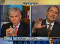 Axelrod: Romney Doesn't Have A Plan