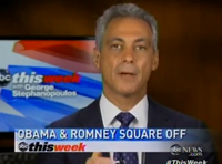 Rahm: Obama Building On Clinton Policies