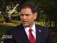 Rubio: Admin Handling Of Libya Shows They Didn't Want To Counter Obama Campaign 'Narrative'