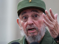 Fidel Castro Declares Himself Alive And Well In Cuba