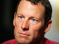 Lance Armstrong Stripped Of Titles