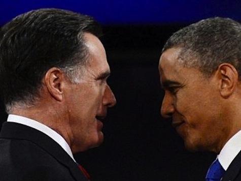 Rasmussen: Race White House Dead Heat