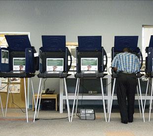 NC Voters Claim Voter Machine Registered Obama After Voting For Romney