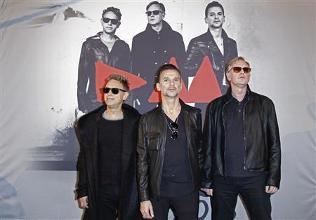 Depeche Mode Announces World Tour