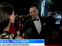 Daniel Craig Talks 'Skyfall' At Premier