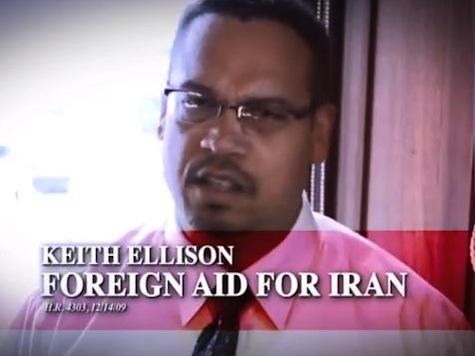 Anti-Congressman Keith Ellison Ad: 'Betrayal'