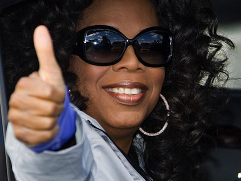 Oprah Winfrey Co-Hosts 'Good Morning America'
