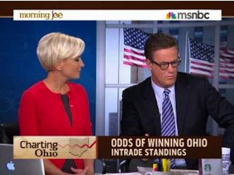 Joe Scarborough On Obama: 'I'd Be Shocked If He Won'