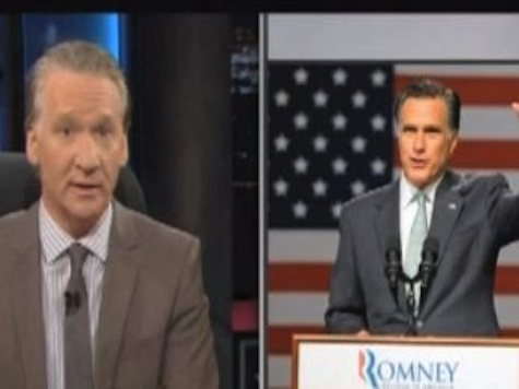 Maher: Romney Presidency Would Be Return Of 'Bible-Thumping Bullsh*t' In Government