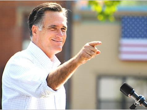 Romney Reaches Across The Aisle