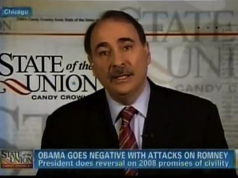 Hope And Change: Axelrod Pressed On Obama's Lack Of Positive Vision For Future