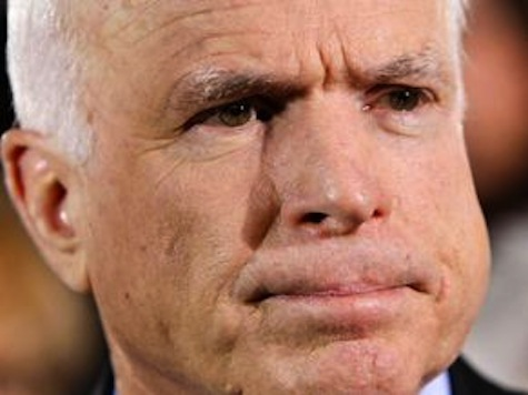 McCain: 'Nobody Died In Watergate'