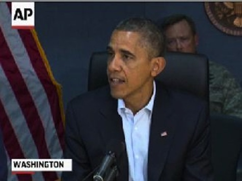Obama: This Is a 'Serious and Big Storm'