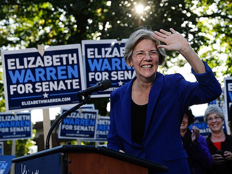 Rasmussen: Warren Increases Lead Over Brown in Mass Senate Race