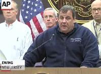 Christie Blames Atlantic City Mayor for Stranded People