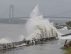 Hurricane Sandy Could Coincide With High Tide