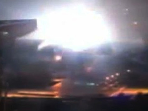 Video: New York Power Station Explodes