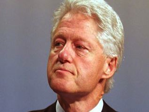 Clinton Politicizes Sandy; Defends Obama Claim To Turn Back The Seas
