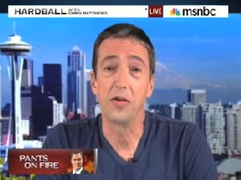 Reagan Jr: Romney Campaign Like Horny Dog Humping A Leg
