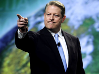 Al Gore: Sandy Caused By 'Dirty Energy'
